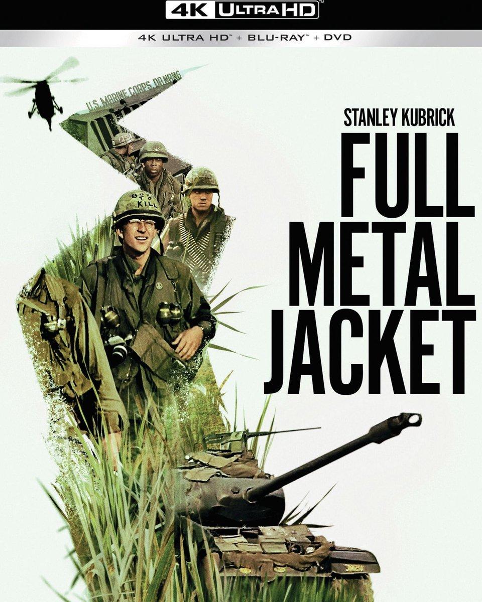 Full Metal Jacket (4K Ultra HD Blu-ray) (Frans)-