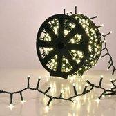 1.000 led lichtjes warm wit - Kerstverlichting bui