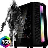 AMD Gaming Pc Basics Quadcore  | Game Computer PC
