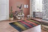 Aledin Carpets Mombassa - Laagpolig - Vloerkleed 160x230 cm - Meerkleurig - Tuintapijt voor buiten