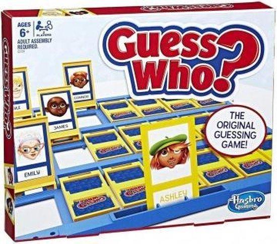 Wie Is Het? - Kinderspel