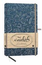 Creachick Bullet Journal blauw