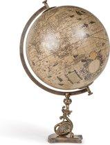 "Authentic Models - Wereldbol/ Globe ""Dragon Globe"" hoogte 53.5cm"