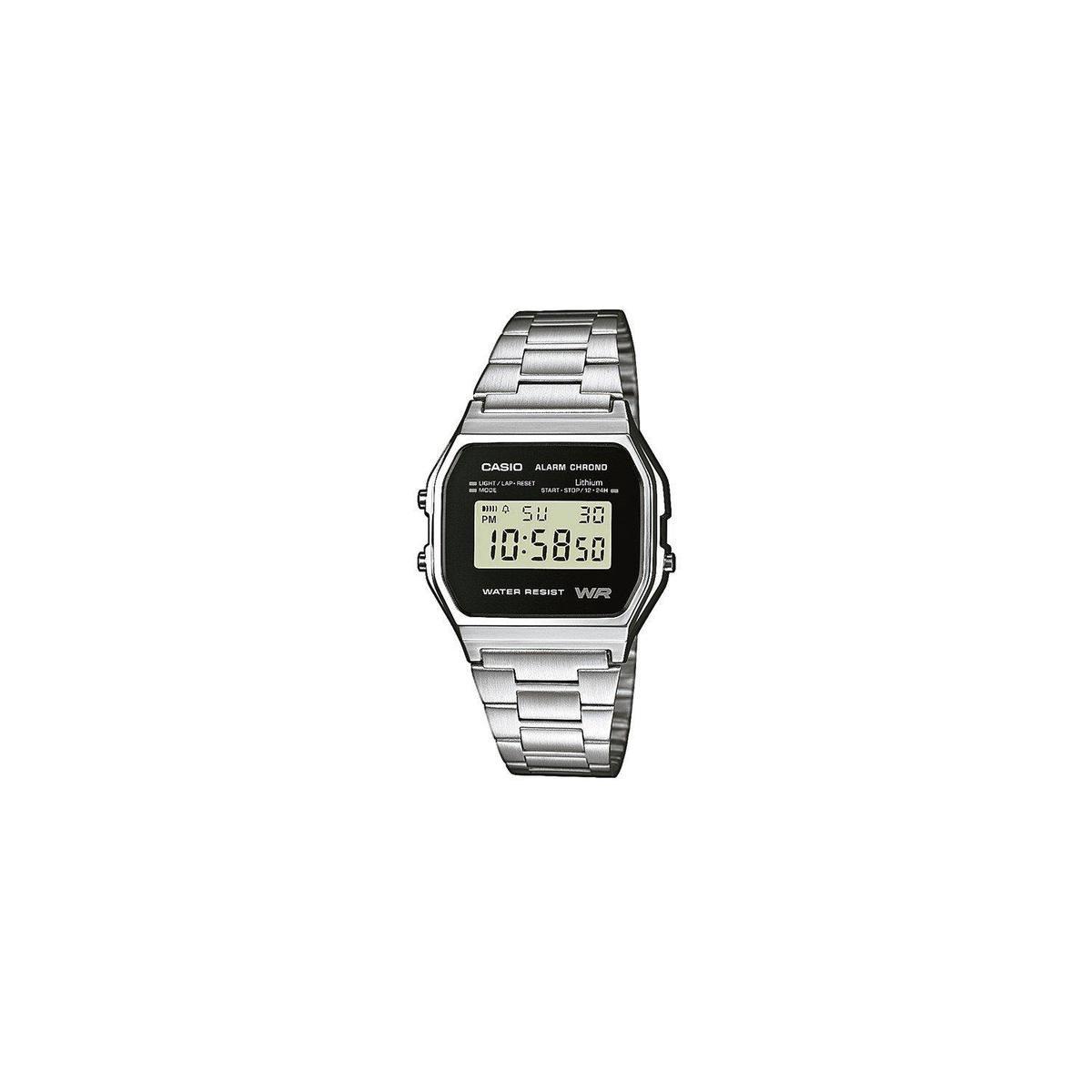 Casio Vintage Dames Horloge A158WEA-1EF - 33.2 mm