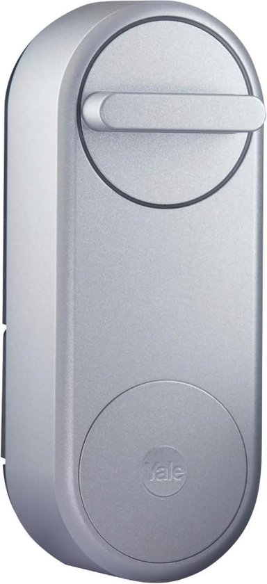 Yale Linus Smart Door Lock Silver