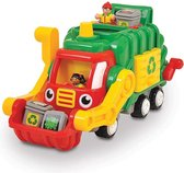 WOW Toys Flip 'n' Trip Fred - Vuilniswagen
