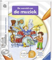 tiptoi® boek De wereld van de muziek
