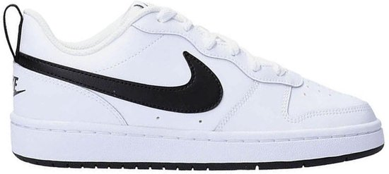 Nike Sneakers - Maat 37.5 - Unisex - wit/ zwart