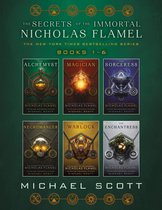 The Secrets of the Immortal Nicholas Flamel Complete Collection (Books 1-6)