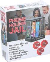 gevangenis voor de telefoon, Phone jail 15x13x19cm
