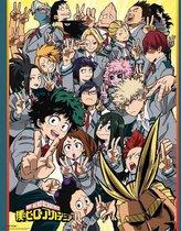 GBeye My Hero Academia School Compilation Poster 40x50cm