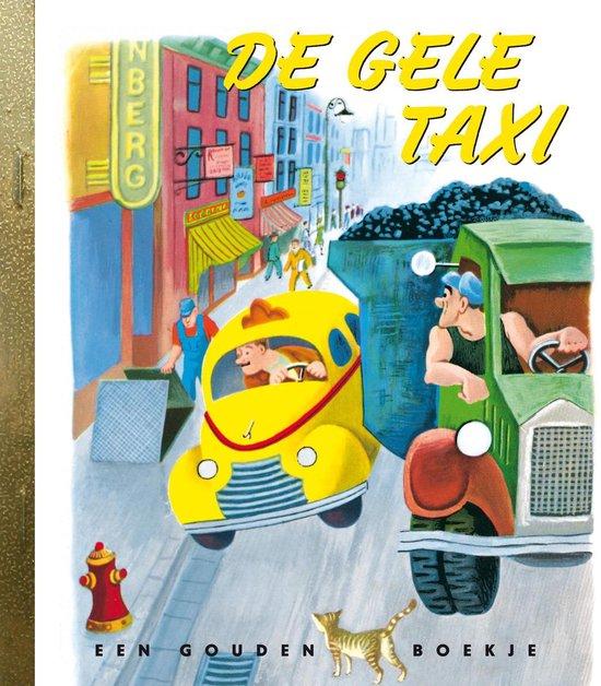 De gele taxi
