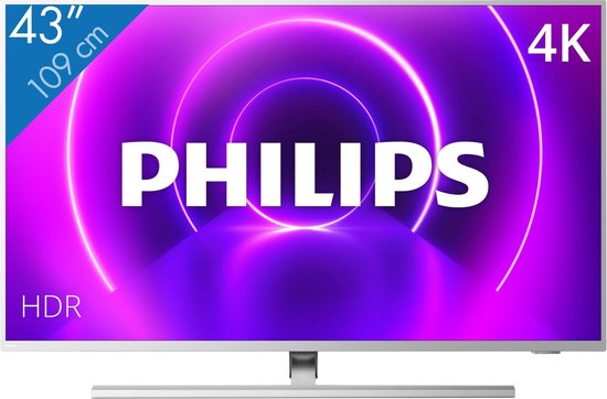 Philips 43PUS8505/12 - 43 inch - 4K LED - 2020