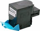 Toner cartridge / Alternatief voor  Lexmark C530/ C543 blauw