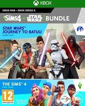 The Sims 4 + Star Wars: Journey to Batuu - Xbox One & Xbox Series X