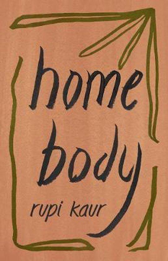 Boek cover Home Body van Rupi Kaur (Paperback)
