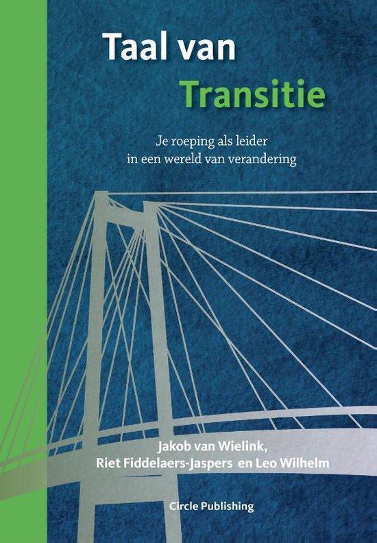 Boek cover Taal van transitie van Jakob van Wielink (Hardcover)