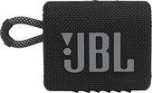 JBL GO 3 Draagbare Bluetooth Luidspreker Zwart