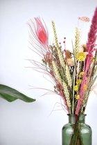 Droogbloemen boeket 40 cm| Mixed Colors | Dried Flowers | Gedroogde bloemen