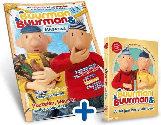 Buurman & Buurman Magazine En Dvd