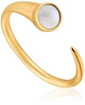 Ania Haie Hidden Gem AH R022.02G Dames Ring One-size