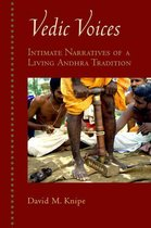 Boek cover Vedic Voices van David M. Knipe