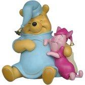 Sleeping Winnie the Pooh with Piglet - 58 cm