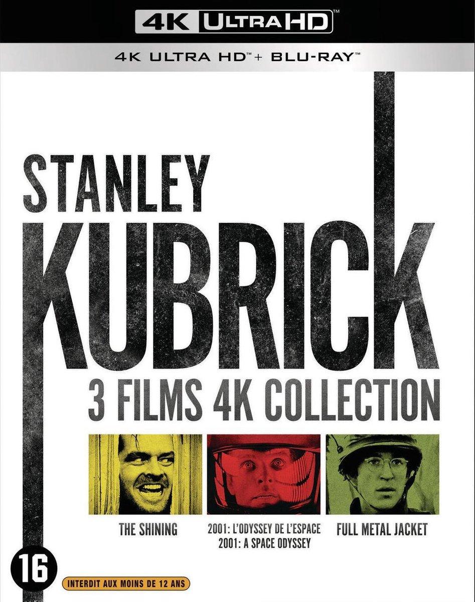 Stanley Kubrick Collection (4K Ultra HD Blu-ray)-