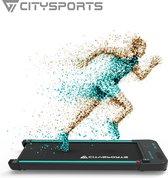Citysports Loopband WP2 | Inklapbaar | 440W | LCD-scherm | Meerdere Snelheidsstanden | Bluetooth