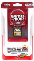 Datel Games n'  Music & 25 Mini Games Nds