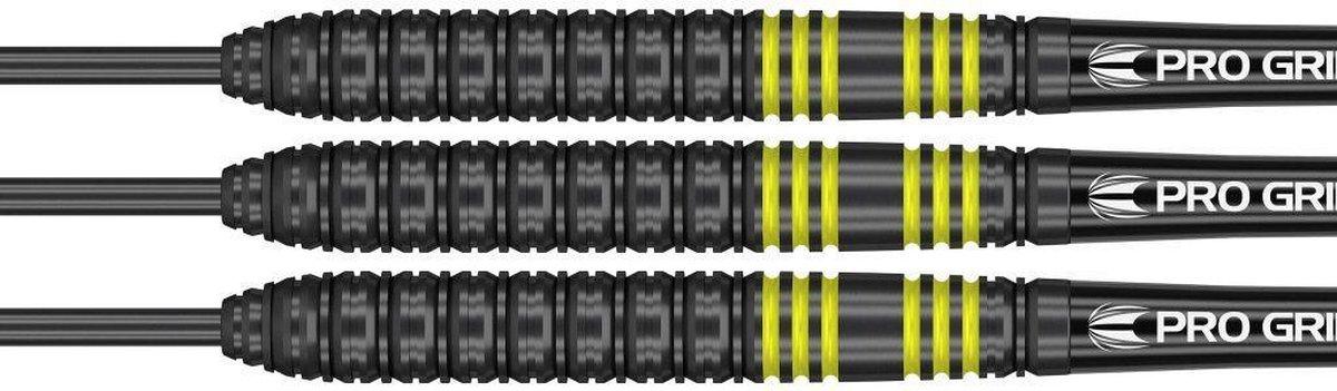 Target Vapor-8 Black-Yellow 80% - 22 Gram