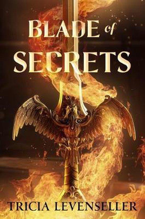 Boek cover Blade of Secrets van Tricia Levenseller (Hardcover)