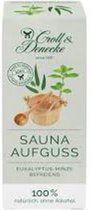 Sauna - Opgietmiddel Eucalyptus & Mint - 50 ml