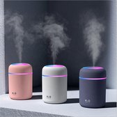 Aroma Diffuser Luchtbevochtiger Wit 300 ML – Humid