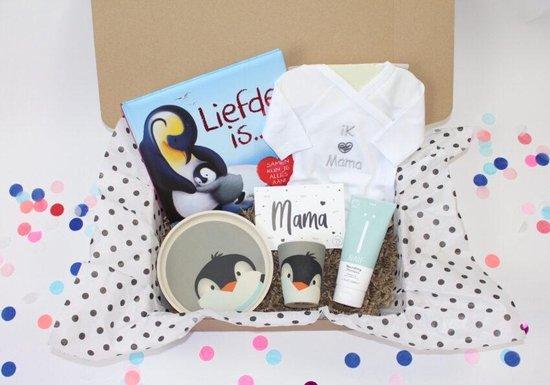 Happy mama Box   Zwangerschap en kraamcadeau   Mamabox, mama cadeau, mamadoos, kraampakket, kraamcadeau, baby pakket, babydoos