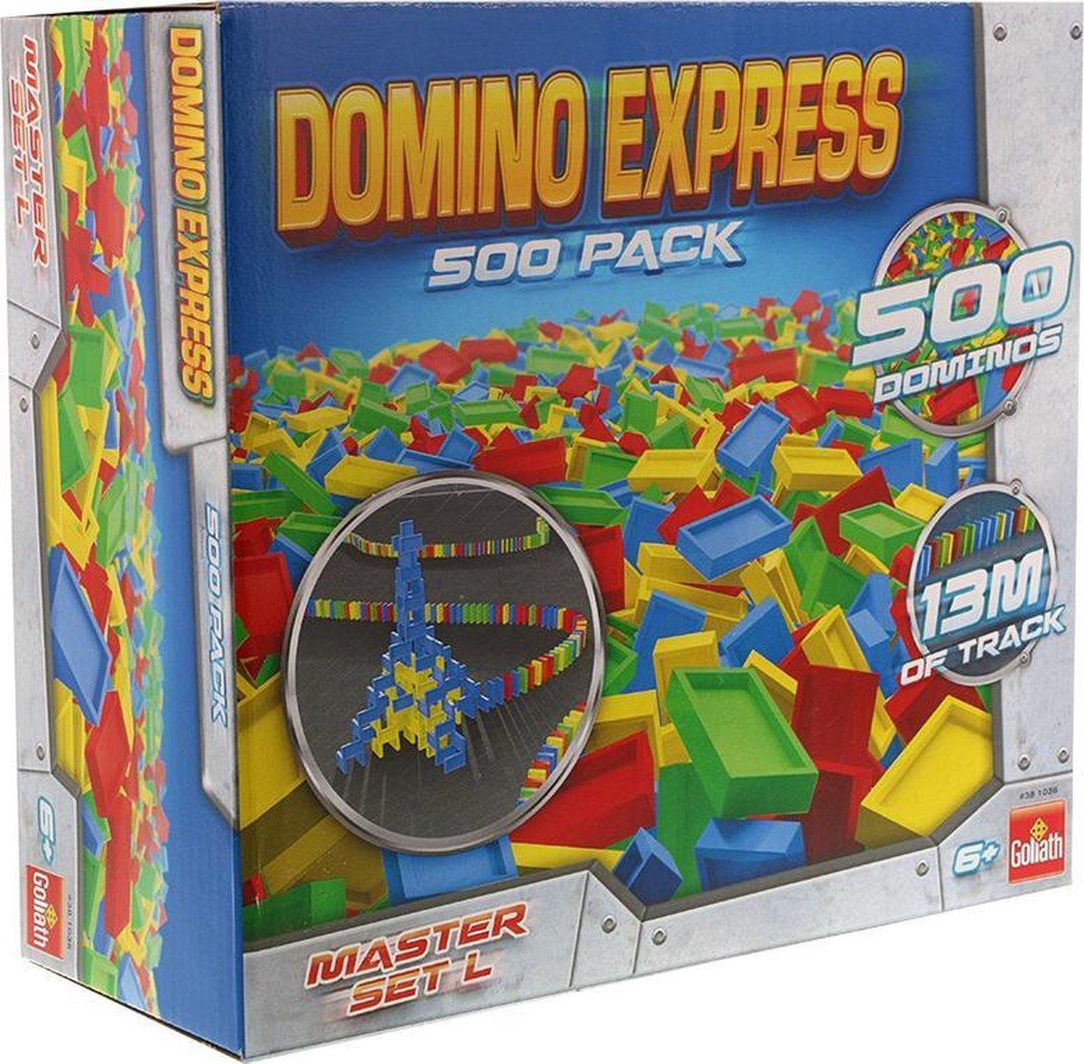 Domino Express - 500 stenen - Goliath