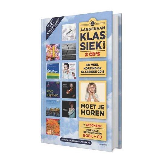 CD cover van Aangenaam Klassiek 2020 van Aangenaam Klassiek