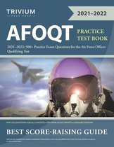 AFOQT Practice Test Book 2021-2022