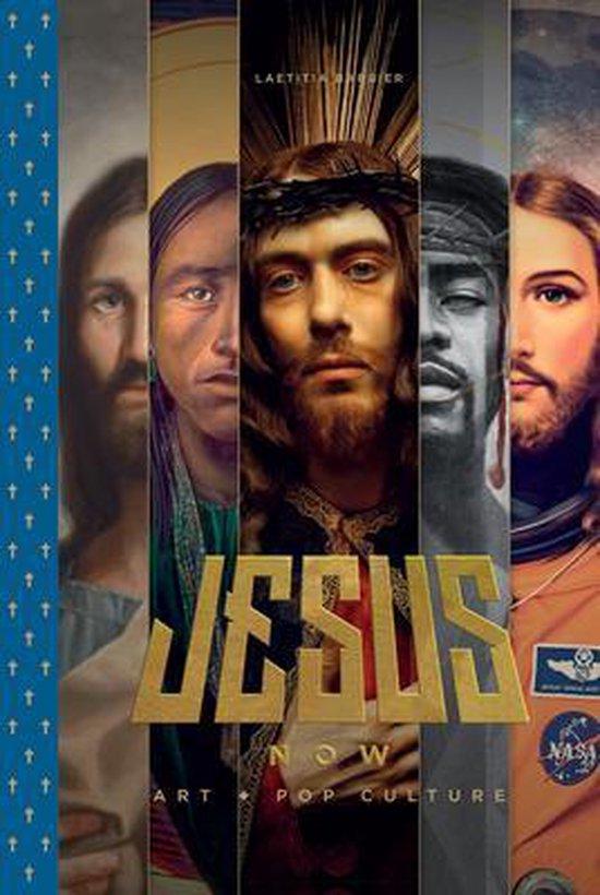 Boek cover Jesus Now van Laetitia Barbier (Hardcover)