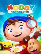 Noddy Coloring Book