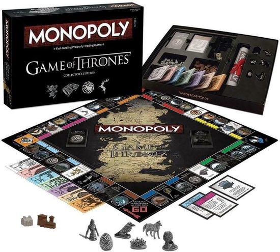 Afbeelding van het spel Monopoly Game of Thrones Collector's Edition