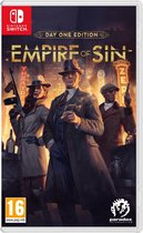 Empire of Sin - Day One Edition - Switch