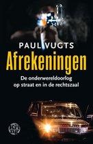 Boek cover Afrekeningen van Paul Vugts (Paperback)
