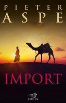 Meesters in misdaad  -   Import
