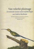 Omslag Nijmeegse kunsthistorische studies  -   Van velerlei pluimage