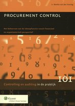 Controlling & auditing in de praktijk 101 -   Procurement control