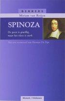 Omslag Denkers  -   Spinoza