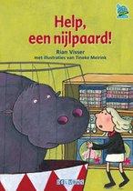Samenleesboeken  -   Help, een nijlpaard
