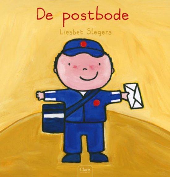 Boek cover De postbode van Liesbet Slegers (Hardcover)