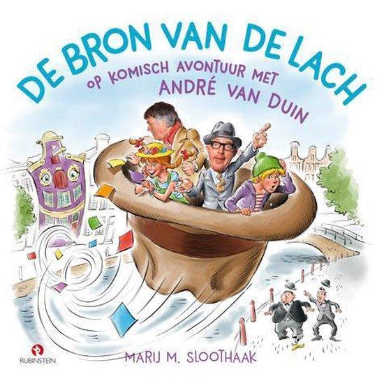 CD cover van De Bron Van De Lach van Marij M. Sloothaak